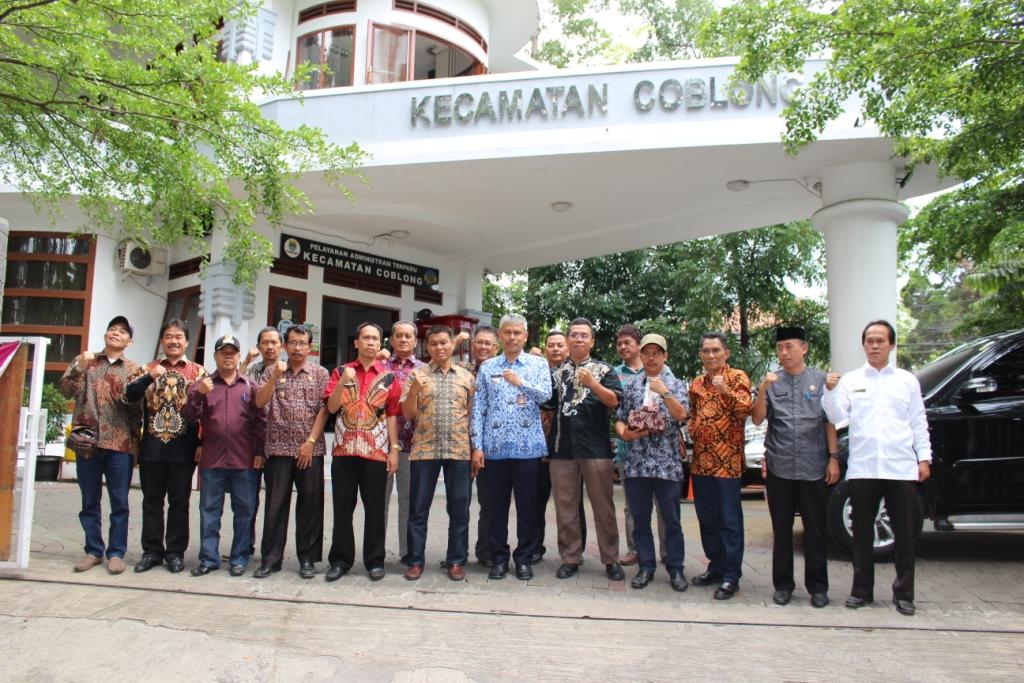 Studi Korporasi ke Kecamatan Coblong Bandung