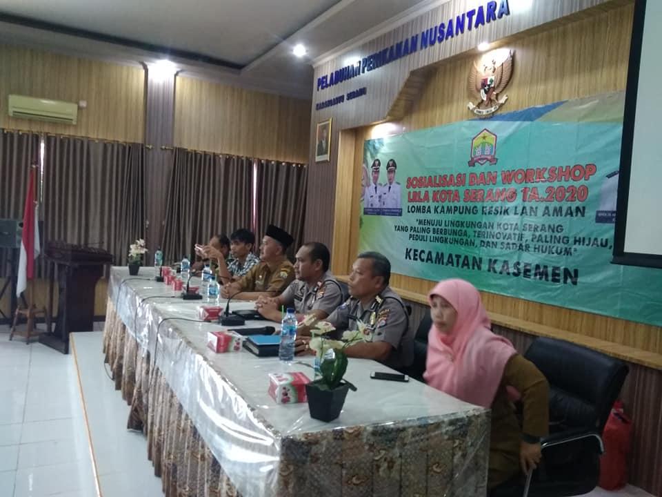 Sosialisasi Dan workshop