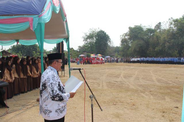 PERINGATAN HARI KEMERDEKAAN REPUBLIK INDONESIA - KEC.KASEMEN 17-08-2019